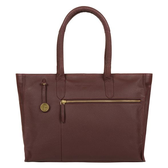 'Bexley' London leather Auburn Luxuries Pure handbag HUnTxWtwg