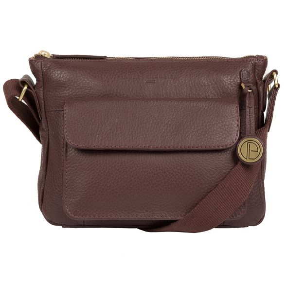 London leather Luxuries bag Auburn 'Guildford' Pure zxOP5Bqq