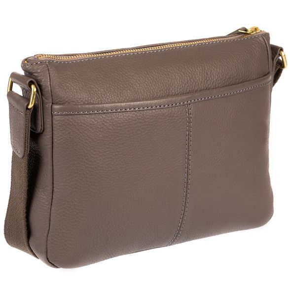Grey Pure Luxuries detailing coloured gold bag London leather with 'Guildford' qaww6Ep