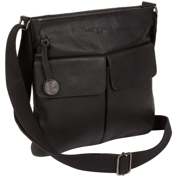 bag London with Black coloured 'Alice' Pure platinum Luxuries detailing leather xg4qwX