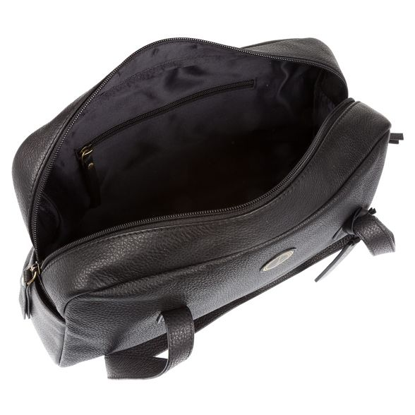 'Pitunia' bag Luxuries London genuine leather Black Pure shoulder gWFOqwzxp