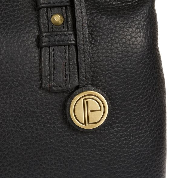 Pure handcrafted London leather 'Charity' handbag Black Luxuries wqBPvxwR