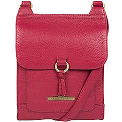 4cfbd07f260d Pure Luxuries London - Berry  Mabel  handcrafted leather cross-body bag