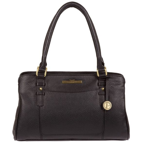 'Lettie' London Black Luxuries handbag leather handcrafted Pure gOFAx