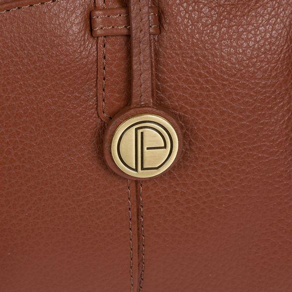 leather London handcrafted 'Lettie' Dark Luxuries handbag tan Pure CYXqxU5wC