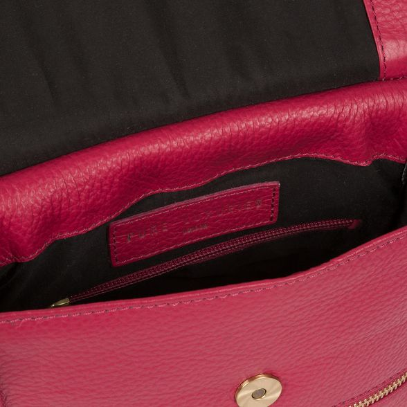'Keala' Pure body bag London cross Luxuries handcrafted Berry leather wtZFqt