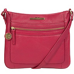1be9b30e6058 Pure Luxuries London - Berry  Lily  handcrafted leather cross-body bag