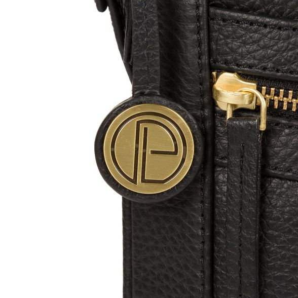 Pure Black Luxuries handcrafted bag 'lily' leather body cross London rqrW16gT