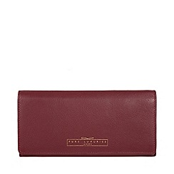 Pure Luxuries London - Plum 'Holly' black RFID purse