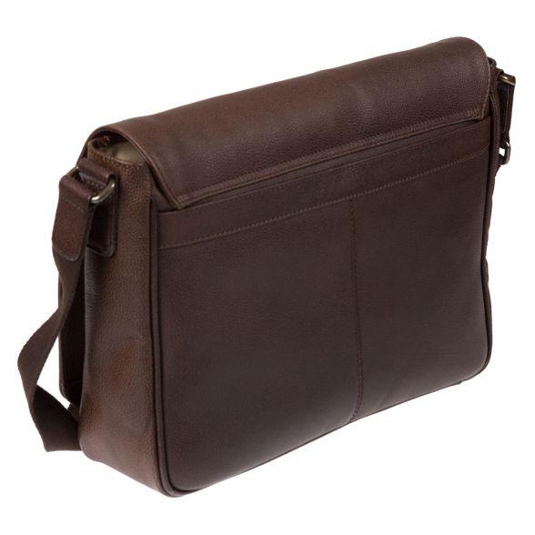 bag messenger Hickory W11 Portobello buffalo 'Keon' leather Yzq1X4
