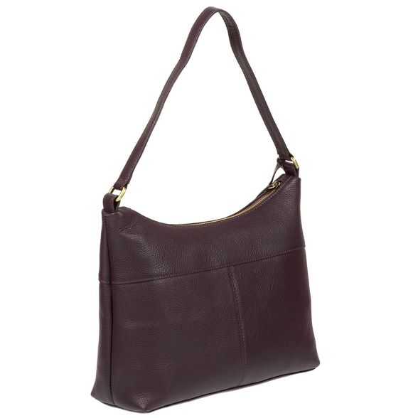 bag Plum Stitch 'Laura' handcrafted Made by leather fTYwOZFq