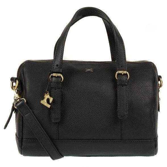 'Hayley' handmade bag leather Made Black by Stitch xt7wqnZA8