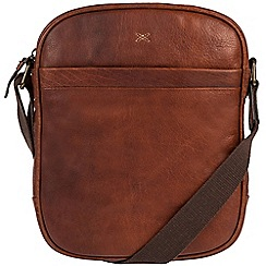 Made by Stitch - Treacle 'Cartmel' handmade leather despatch bag