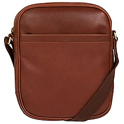Made by Stitch - Treacle 'Cartmel' handmade leather dispatch bag