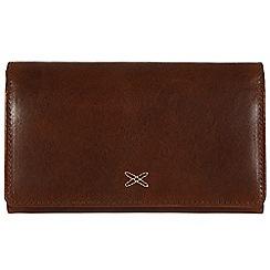Made by Stitch - Veg-tan 'Jennie' handmade leather purse