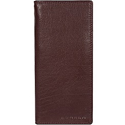 Conkca London - Oxblood 'Osbourne' leather card holder