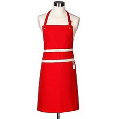 Le Creuset - Red chef's apron