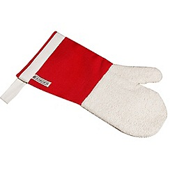 Le Creuset - Red oven mitt