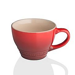 Le Creuset - Cerise stoneware 400ml grand mug