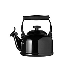 Le Creuset - Black traditional kettle