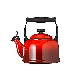 Le Creuset - Cerise traditional kettle