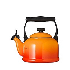 Le Creuset - Volcanic traditional kettle