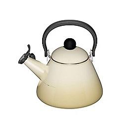 Le Creuset - Almond kone kettle
