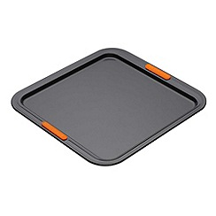 Le Creuset - Black toughened non-stick rectangular baking sheet