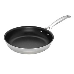 Le Creuset - 3-ply stainless steel non-stick 24cm induction frying pan