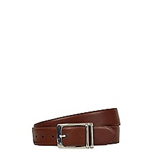 Burton - Brown loop buckle belt