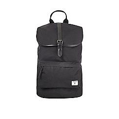 Burton - Black rockingham backpack
