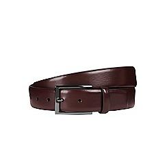 Burton - Smart red belt