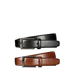 Burton - Textured Buckle Belt