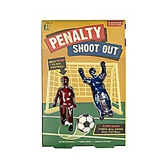 Burton - Penalty shoot out game