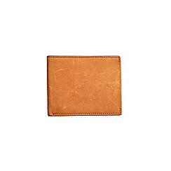 Burton - Tan leather wallet