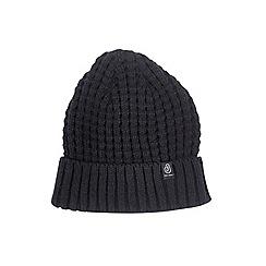 Burton - Black textured beanie