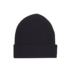 a0168f90283 Burton - Core black beanie hat