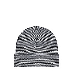 daa3ef83b1d Burton - Navy Feeder Striped Hat