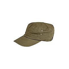 Burton - Khaki army cap