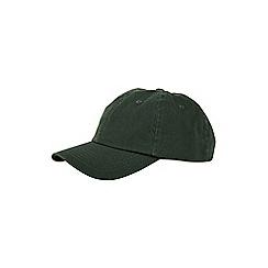 Burton - Green washed baseball cap