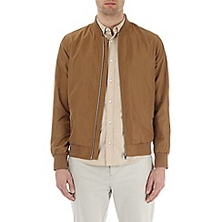 Burton - Copper nylon bomber jacket