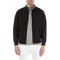 Burton - Black raglan harrington jacket
