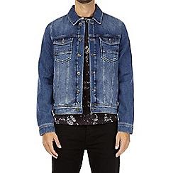 Burton - Mid blue denim harry jacket