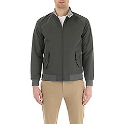 Burton - Khaki raglan harrington jacket