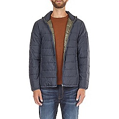 Burton - Blue willow lightweight puffer jacket