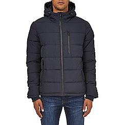 Burton - Navy aspen mid puffer jacket