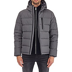 Burton - Charcoal aspen midweight padded jacket