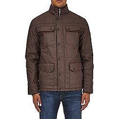Burton - Charcoal evergreen jacket