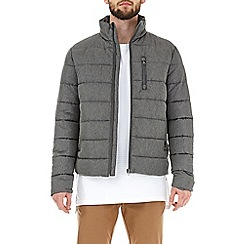 Burton - Charcoal padded jacket