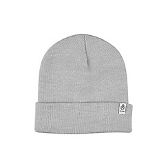 Burton - Light grey light beanie hat